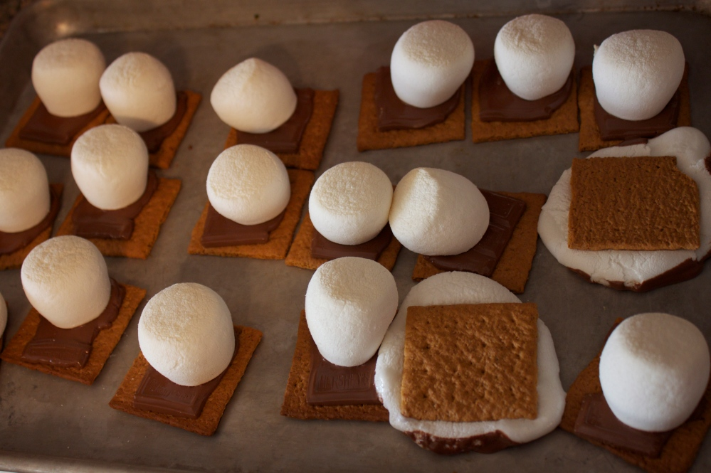 S'mores (3/6)